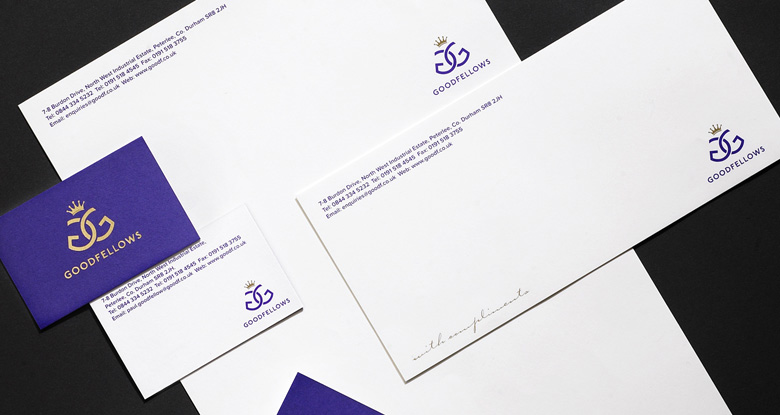 Goodfellow & Goodfellow. G&G identity