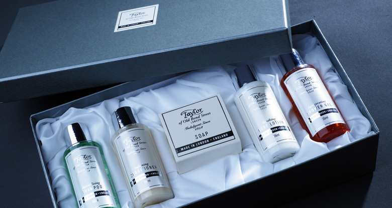 Taylor of Old Bond St.. Gift Packaging