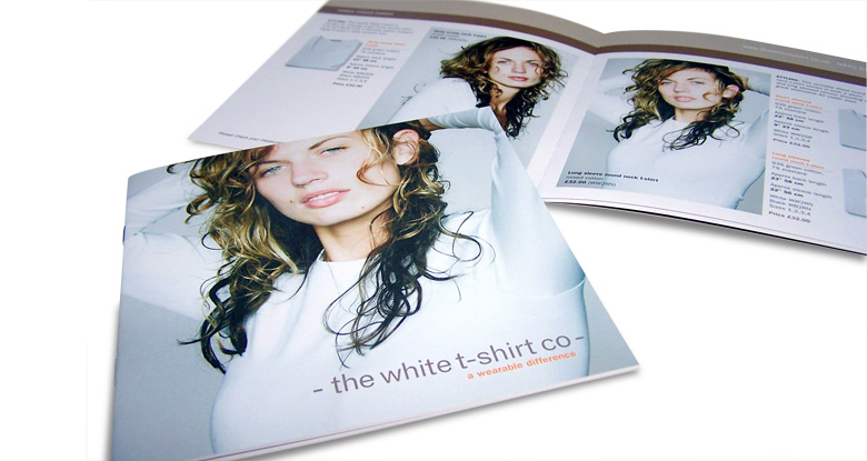 The White T Shirt Company. The White T Shirt Company