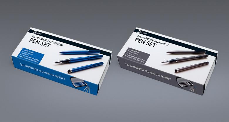 DSL. Branded Packaging